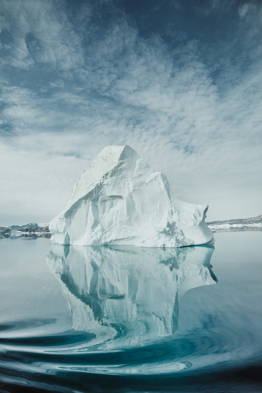 038 greenland arctic sailing expedition - Segel Expedition in Ost-Grönland 2/3