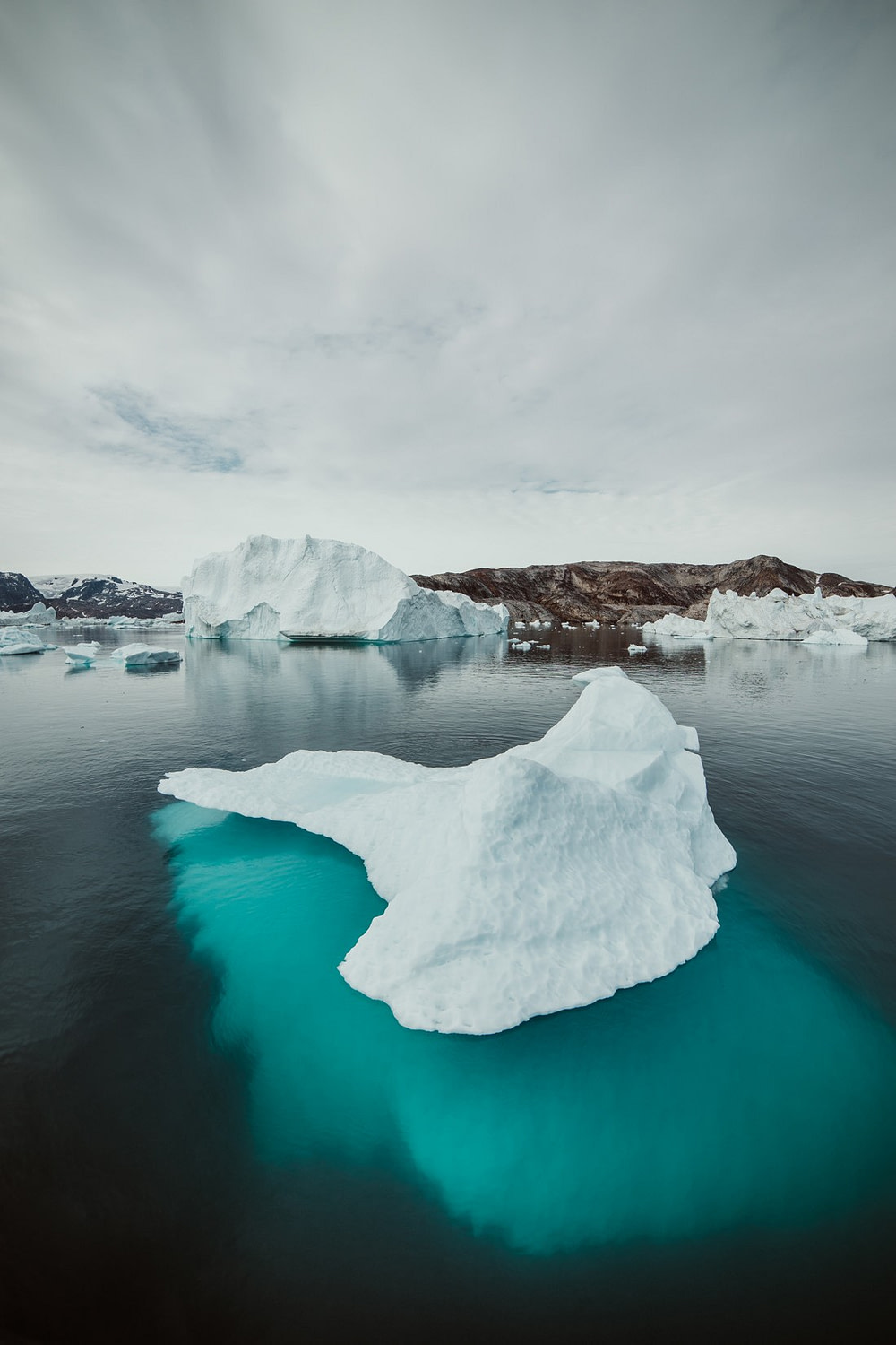 043 greenland arctic sailing expedition - Segel Expedition in Ost-Grönland 2/3