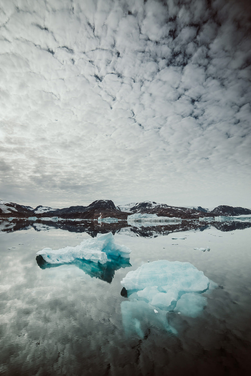 048 greenland arctic sailing expedition - Segel Expedition in Ost-Grönland 2/3