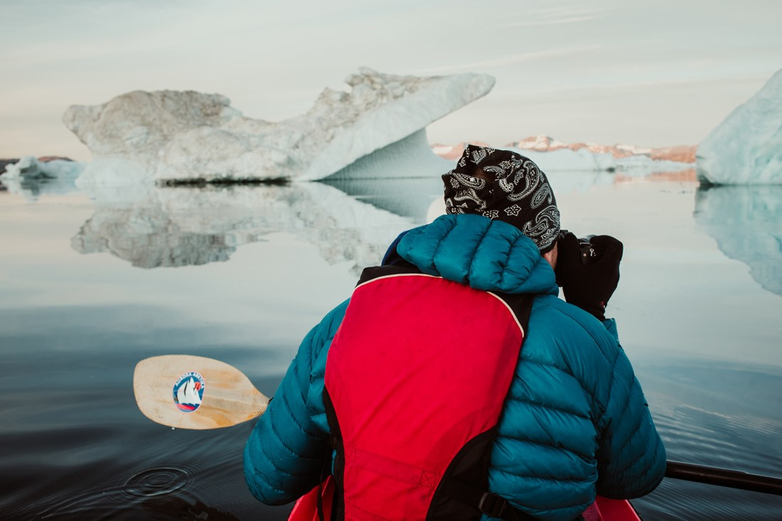 001 greenland arctic sailing expedition - Segel Expedition in Ost-Grönland 2/3