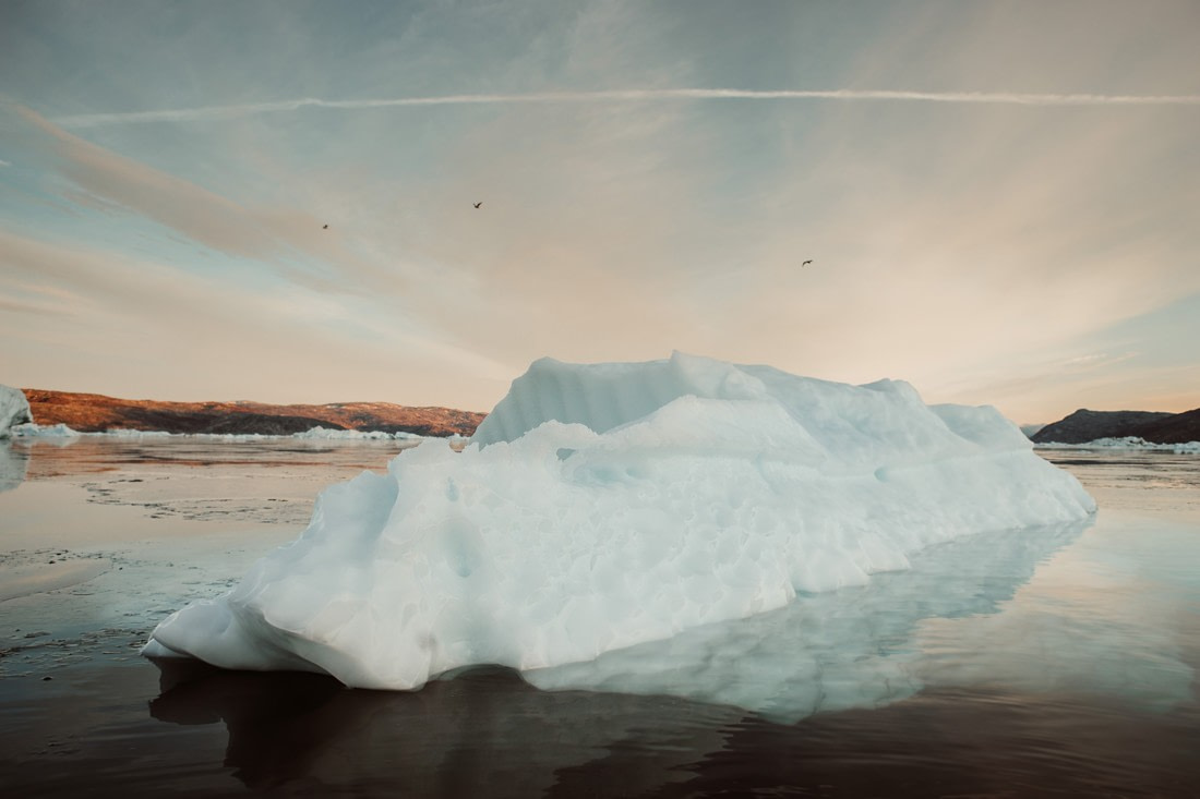 002 greenland arctic sailing expedition - Segel Expedition in Ost-Grönland 2/3