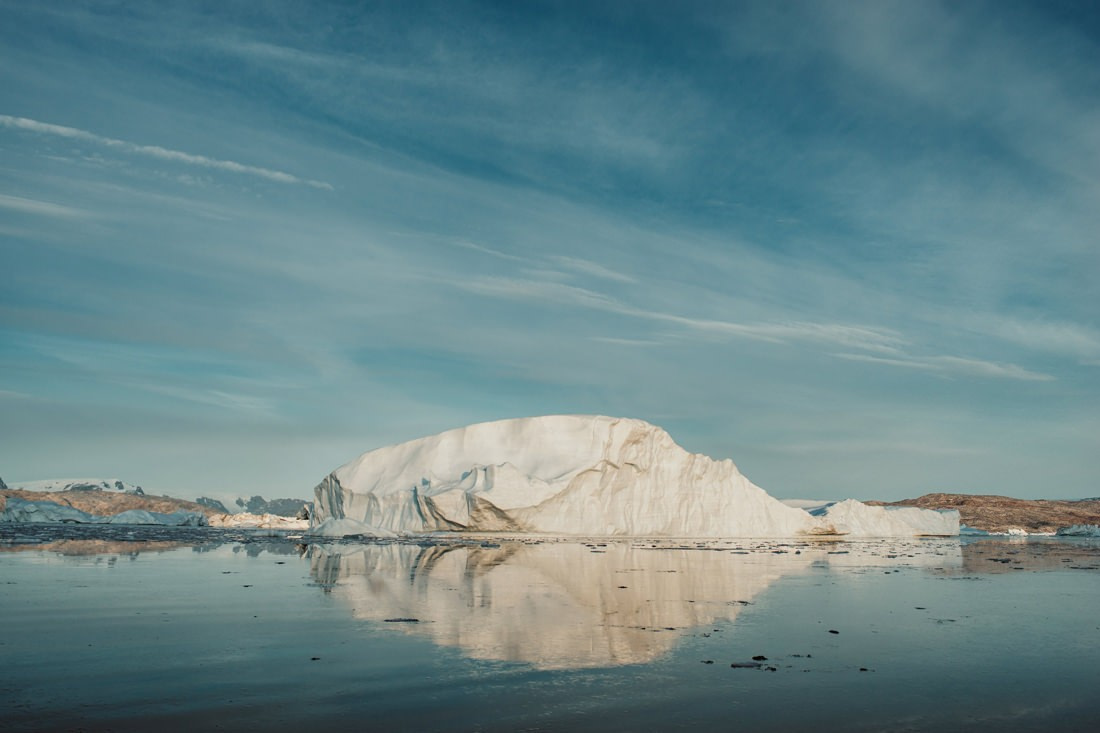 008 greenland arctic sailing expedition - Segel Expedition in Ost-Grönland 2/3