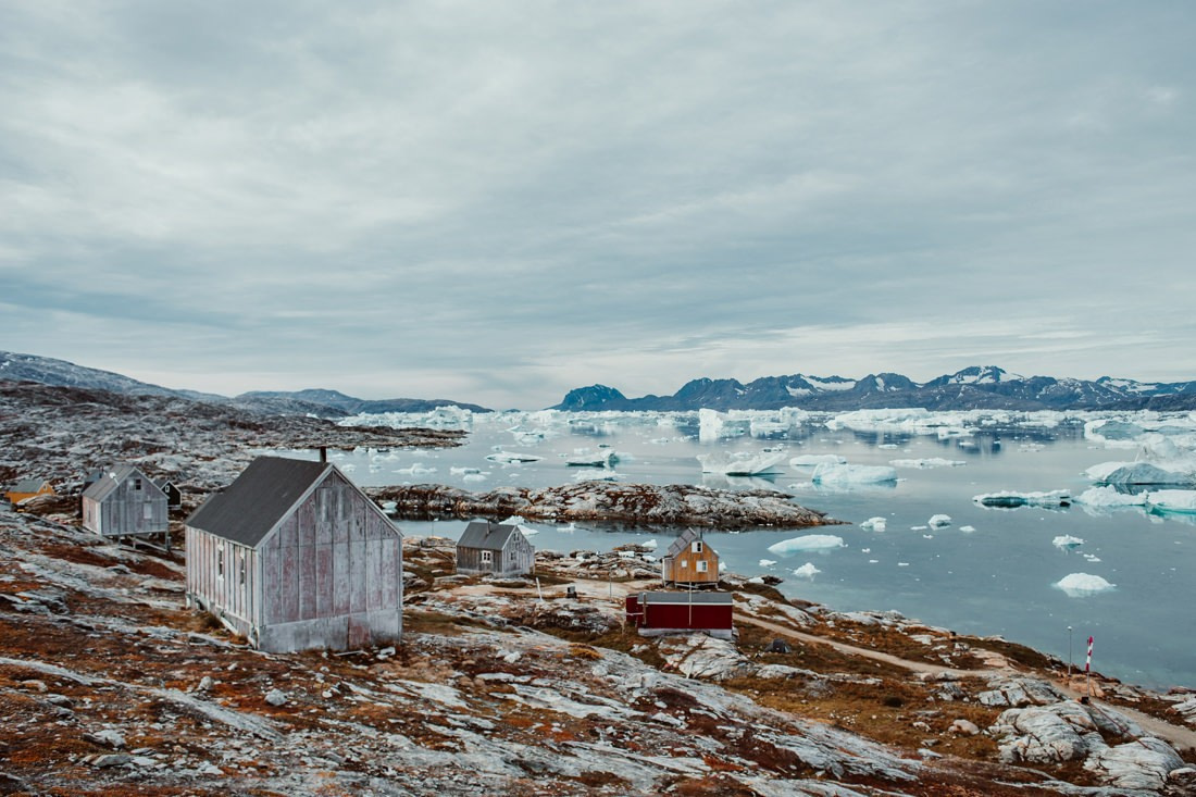 030 greenland arctic sailing expedition - Segel Expedition in Ost-Grönland 2/3