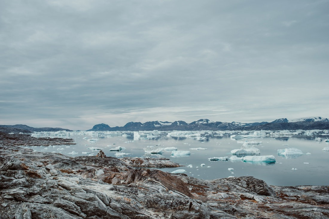 031 greenland arctic sailing expedition - Segel Expedition in Ost-Grönland 2/3