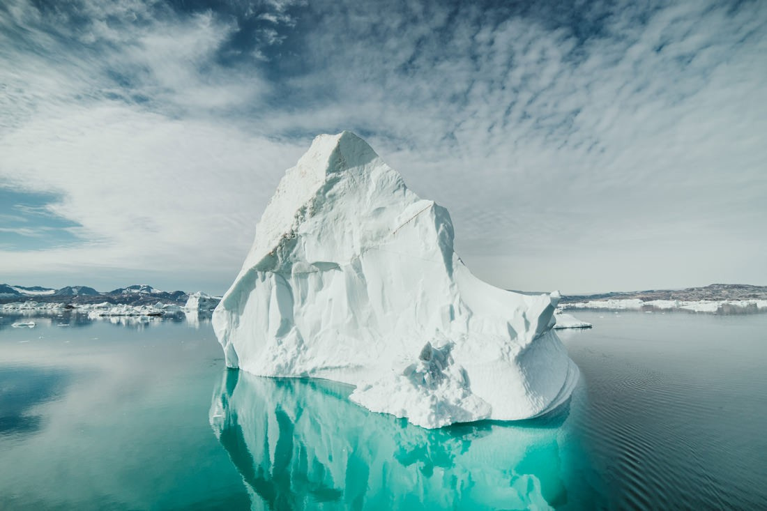 040 greenland arctic sailing expedition - Segel Expedition in Ost-Grönland 2/3