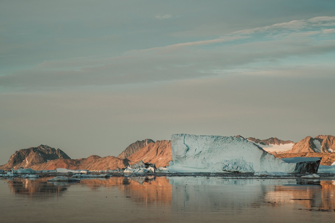 006 greenland arctic sailing expedition - Segel Expedition in Ost-Grönland 2/3
