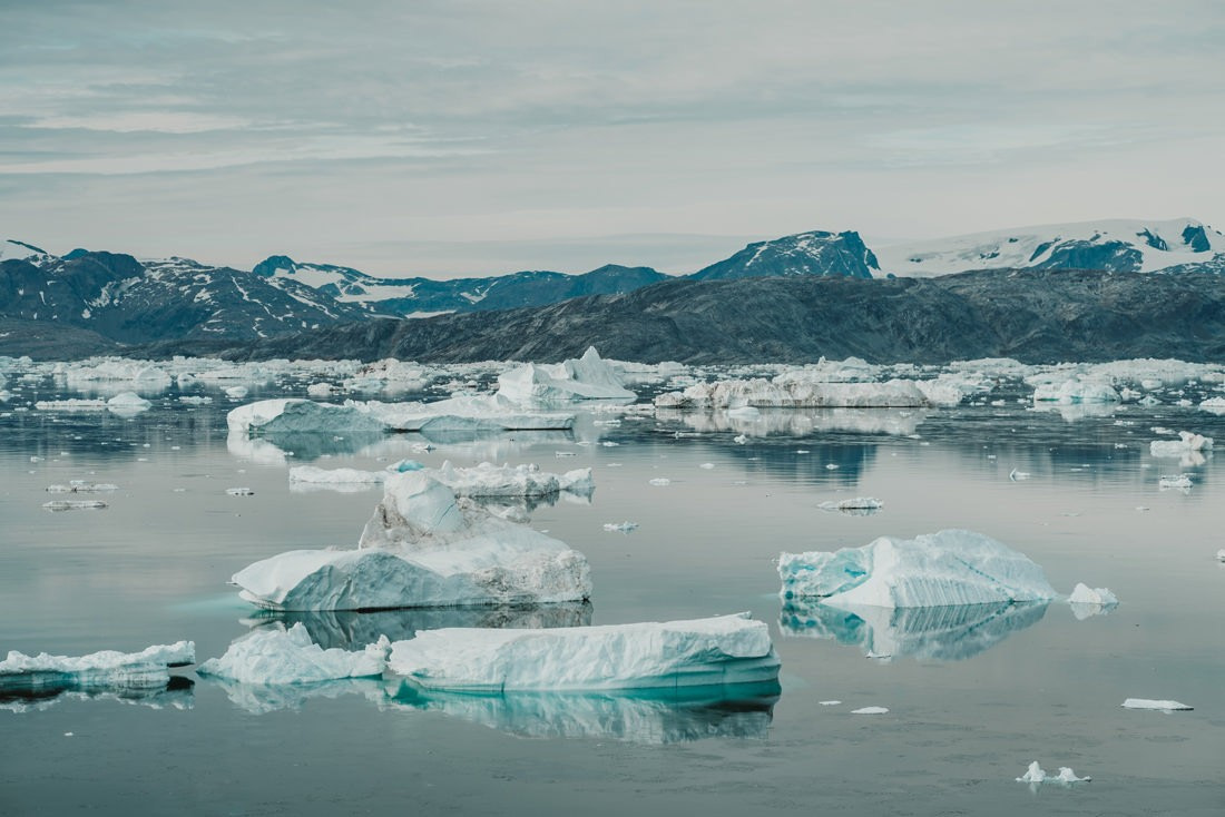 032 greenland arctic sailing expedition - Segel Expedition in Ost-Grönland 2/3