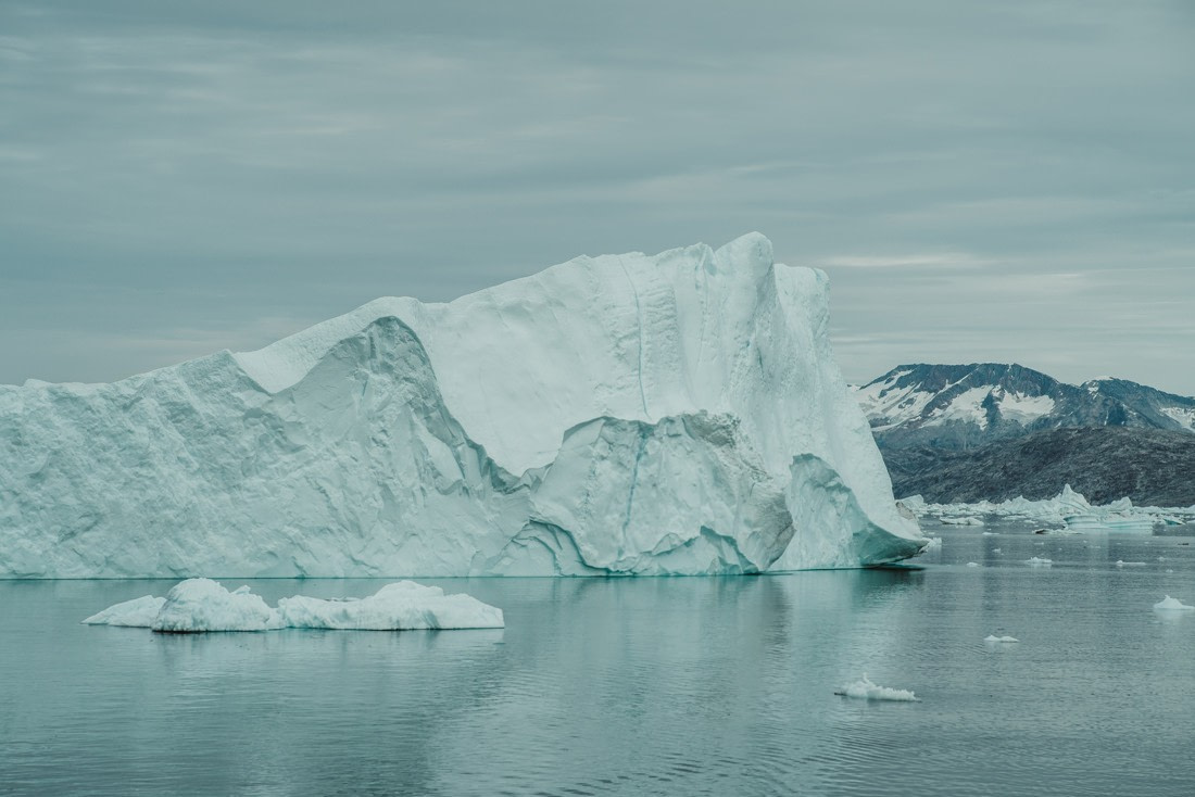 045 greenland arctic sailing expedition - Segel Expedition in Ost-Grönland 2/3