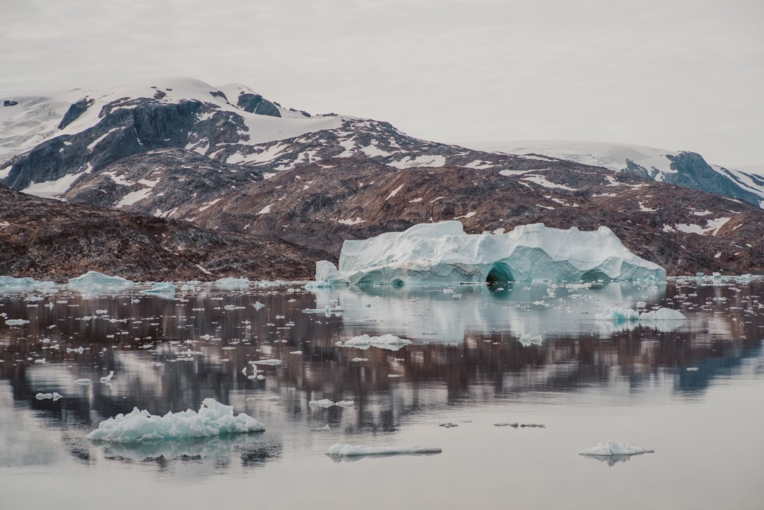 046 greenland arctic sailing expedition - Segel Expedition in Ost-Grönland 2/3
