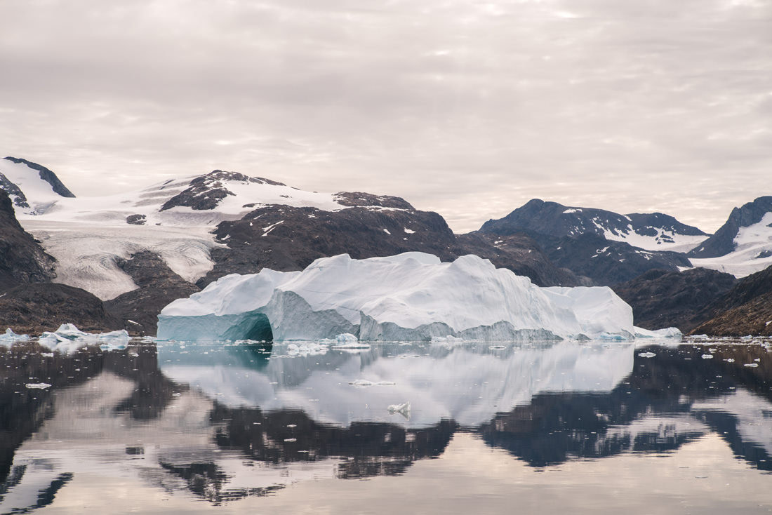 050 greenland arctic sailing expedition - Segel Expedition in Ost-Grönland 2/3
