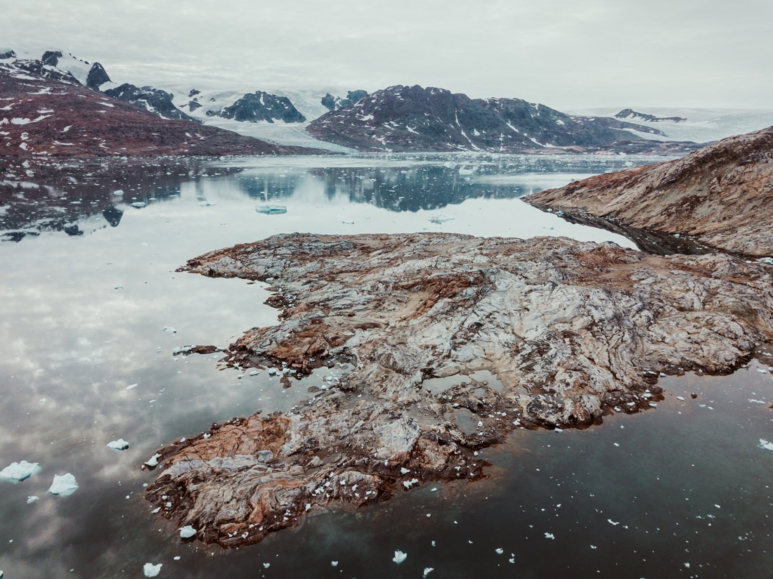 052 greenland arctic sailing expedition - Segel Expedition in Ost-Grönland 2/3