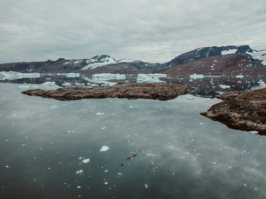 053 greenland arctic sailing expedition - Segel Expedition in Ost-Grönland 2/3
