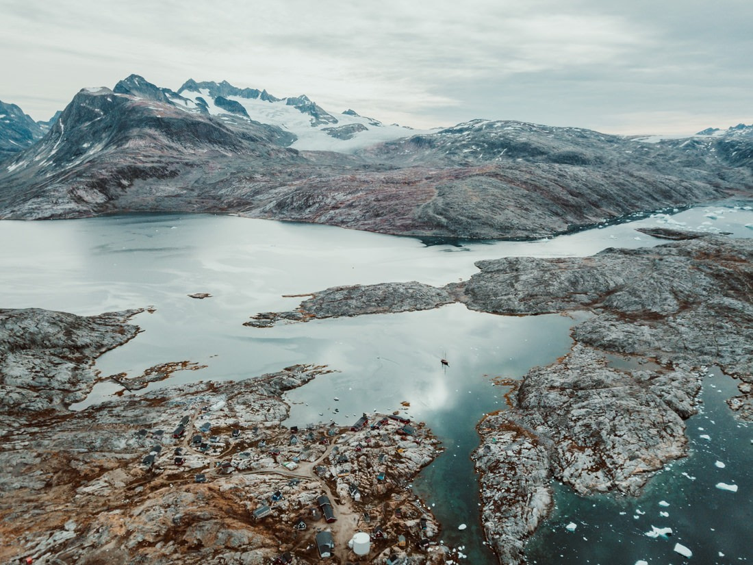 019 greenland arctic sailing expedition - Segel Expedition in Ost-Grönland 2/3