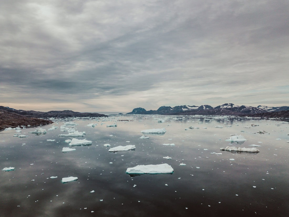 020 greenland arctic sailing expedition - Segel Expedition in Ost-Grönland 2/3
